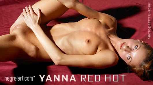 Yanna al rojo vivo