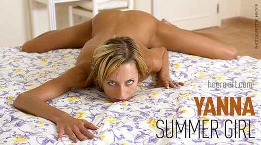 Yanna summer girl
