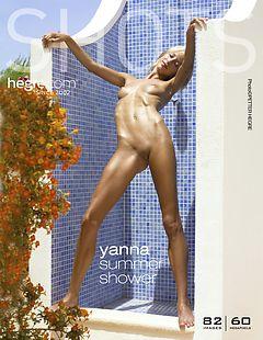 Yanna ducha de verano