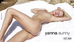 Yanna soleada