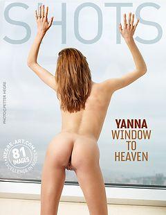 Yanna window to heaven