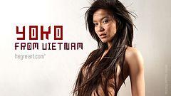 Yoko from Vietnam