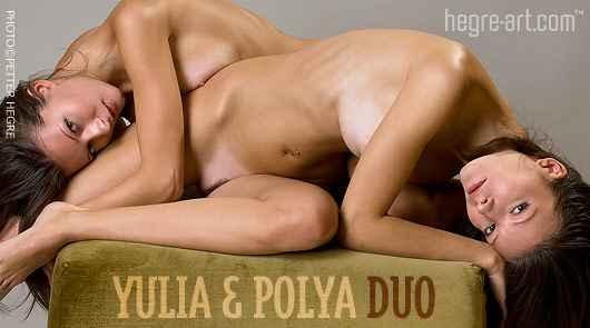 Yulia y Polya dúo