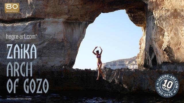 Zaika Arch of Gozo