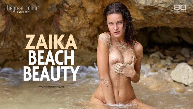 Zaika beach beauty