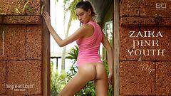 Zaika pink youth by Alya