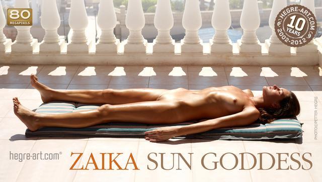 Zaika sun goddess