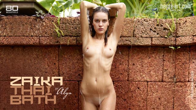 Zaika Thai bath by Alya