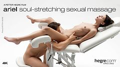 Ariel Soul-Stretching Sexual Massage
