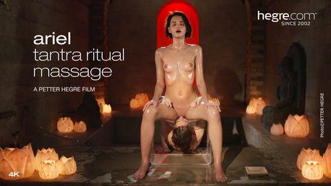 Ritual del masaje tántrico