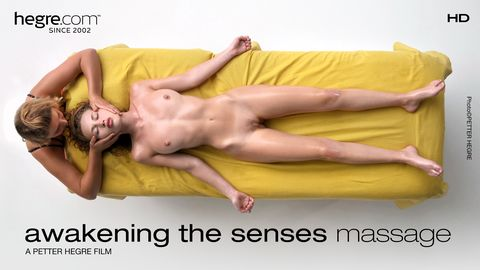 Awakening The Senses Massage