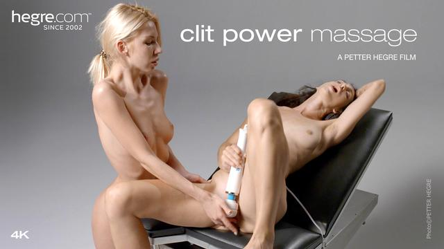 Klit-Power Massage