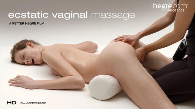 Masaje vaginal extasiante