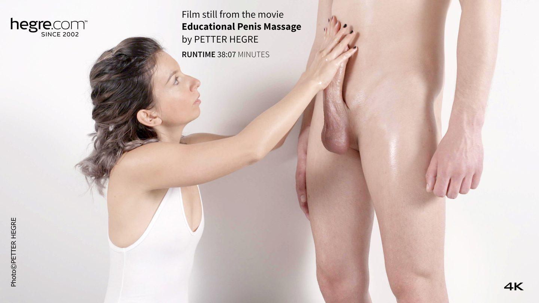 masaj penis profesional
