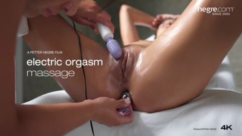 Electric Orgasm Massage