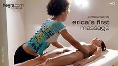 Erica's First Massage