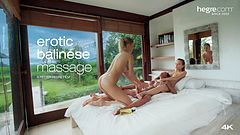 Erotic Balinese Massage