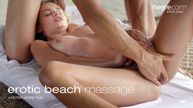 Massage de Plage Erotique