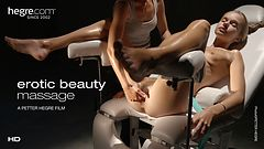 Erotic Beauty Massage