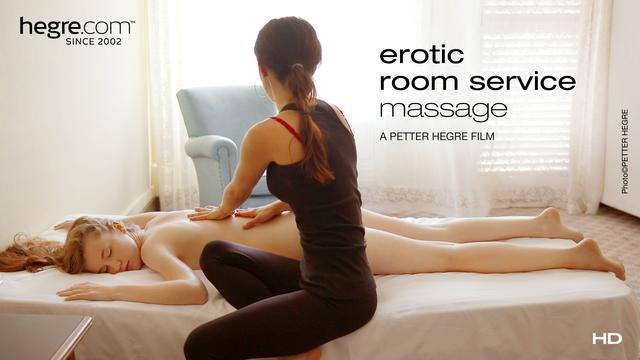 Erotic Room Service Massage