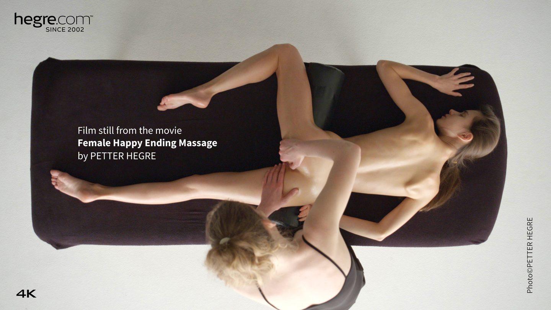Frau Massage Happy Ending