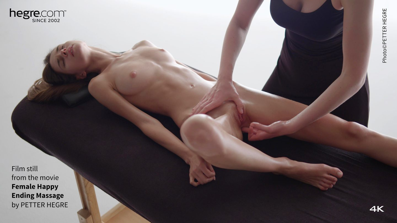Happy Ending Massage Frau