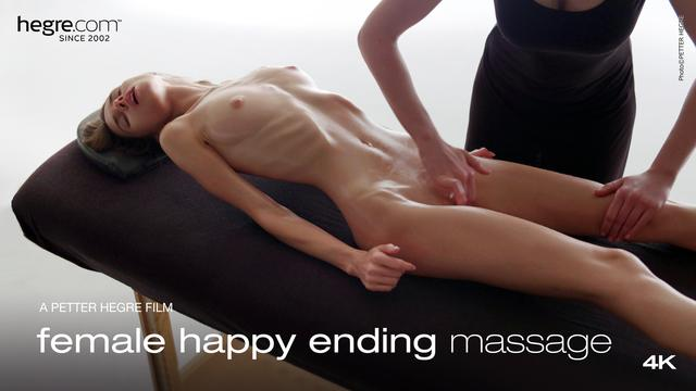 Female Happy Ending Massage