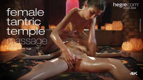 Female Tantric Temple Massage