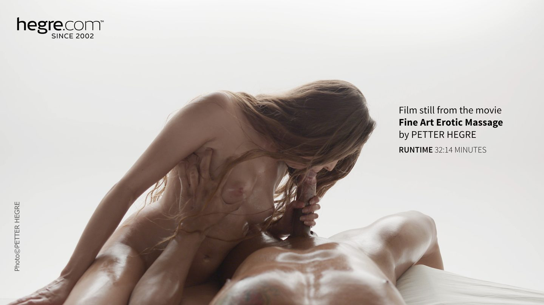 Hegre art fine art erotic massage