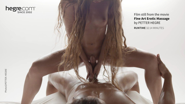 Art Erotic Video