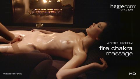 Fire Chakra Massage