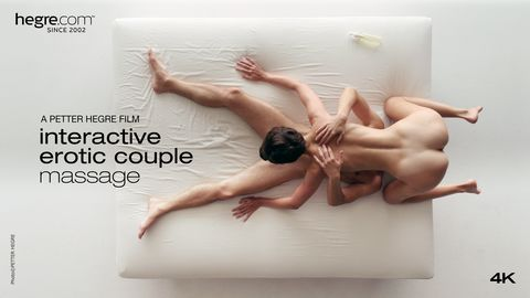 Interactive Erotic Couple Massage