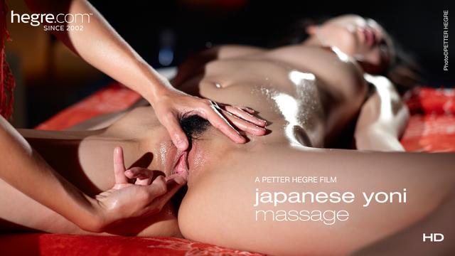 Japanese Yoni Massage