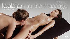 Lesbische Tantramassage