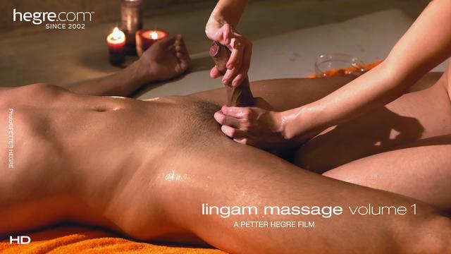 Lingam Massage – Volume 1