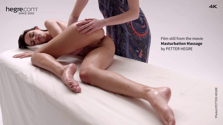 Massage Masturbation