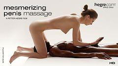 Mesmerising Penis Massage