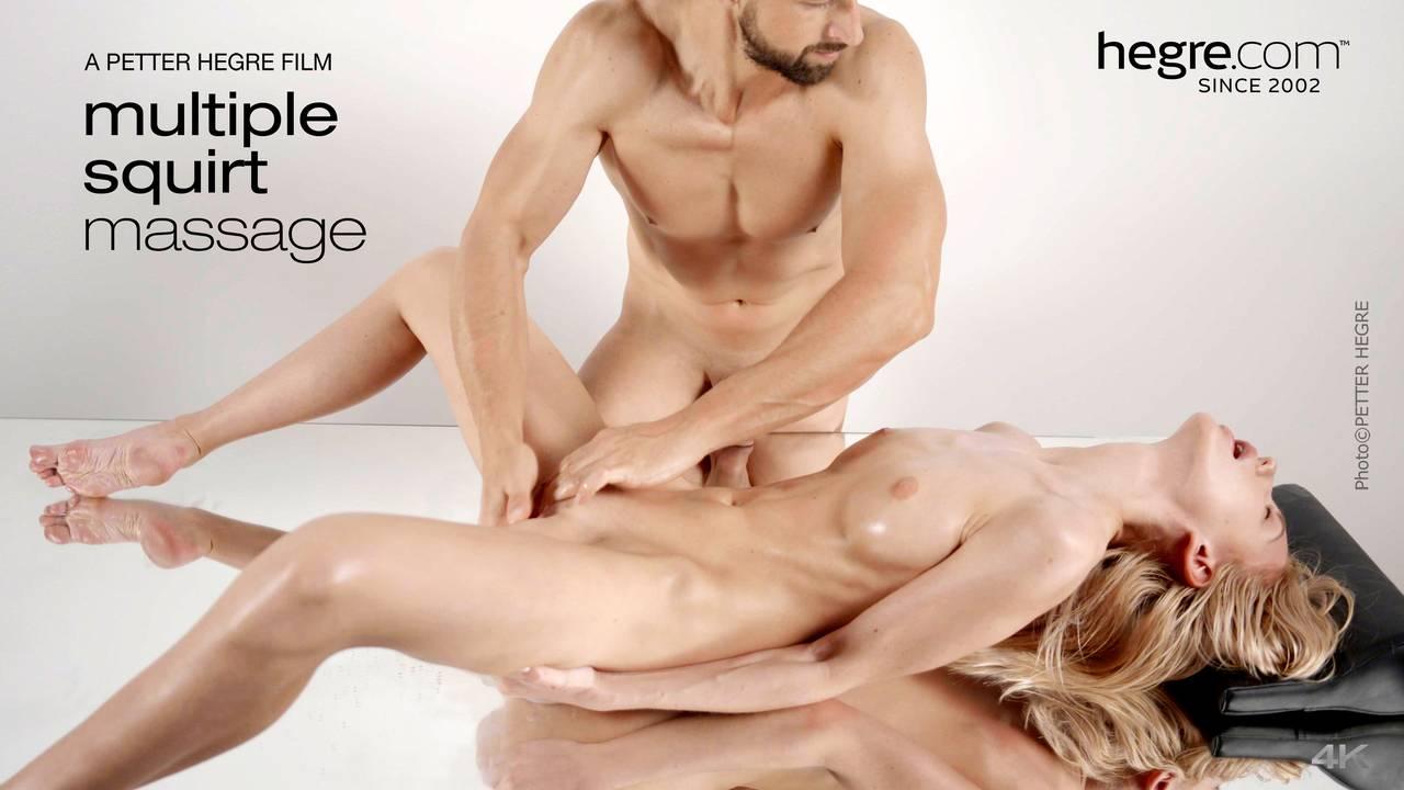massage squirt