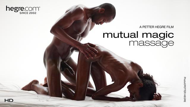 Masaje Mágico Mutuo