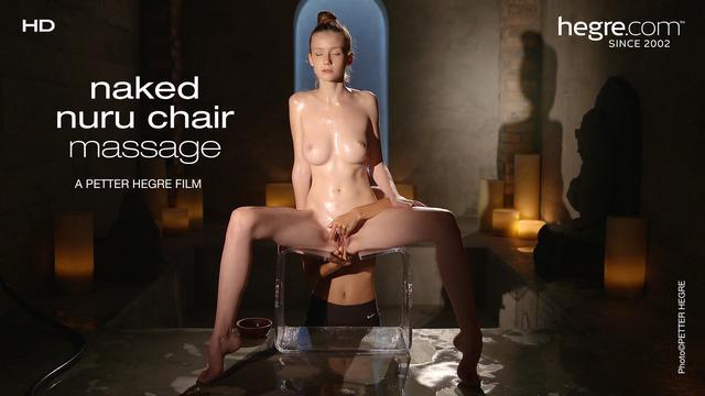 Massage nu chaise nuru