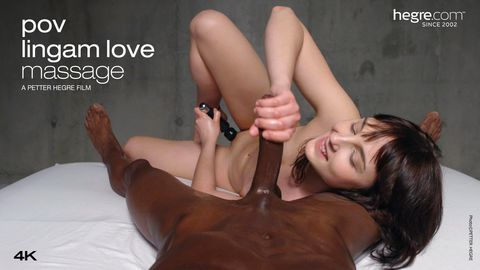 POV Lingam Love Massage