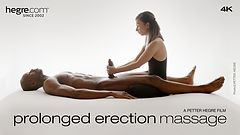 Massage Erection Prolongée