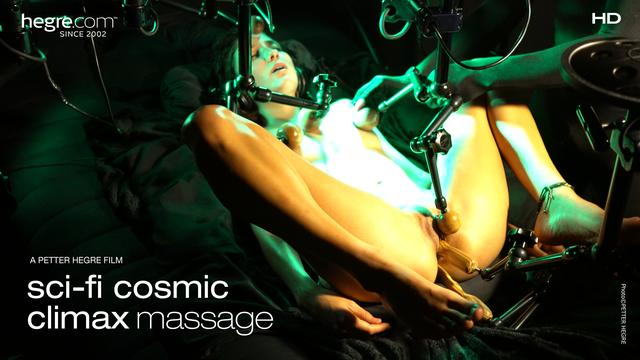 Sci-Fi Cosmic Climax Massage