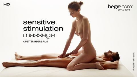 Sensitive Stimulation Massage