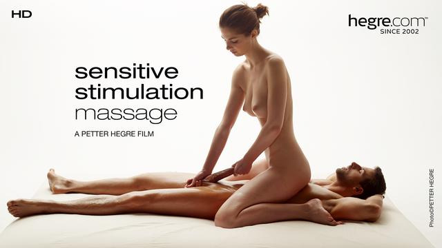 Sensitive Stimulationsmassage