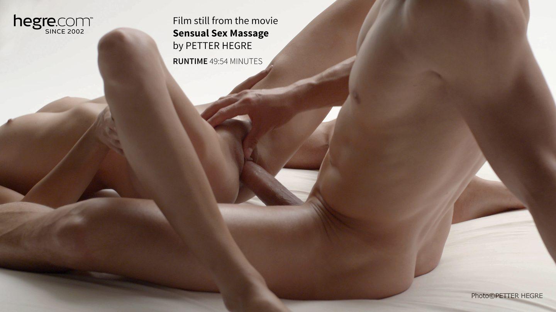 öLmassage Sex