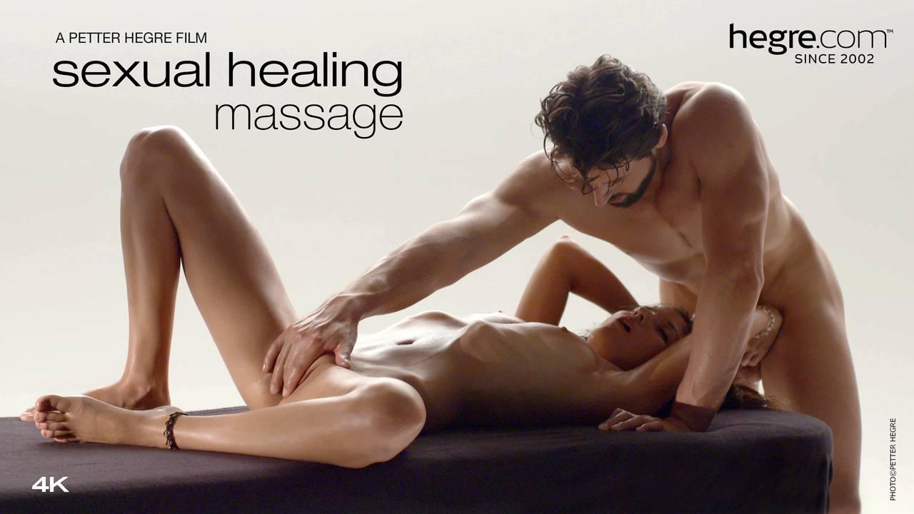 Boy girl sex massage