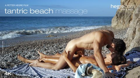 Tantramassage am Strand