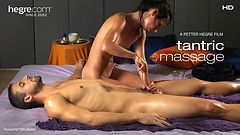 Tantrische Massage - Volume 1