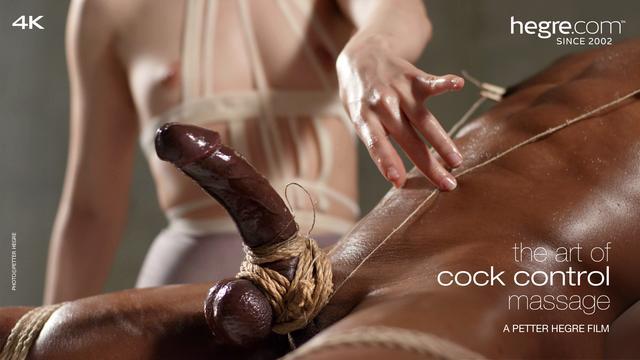 Die Kunst der Schwanzkontrollmassage